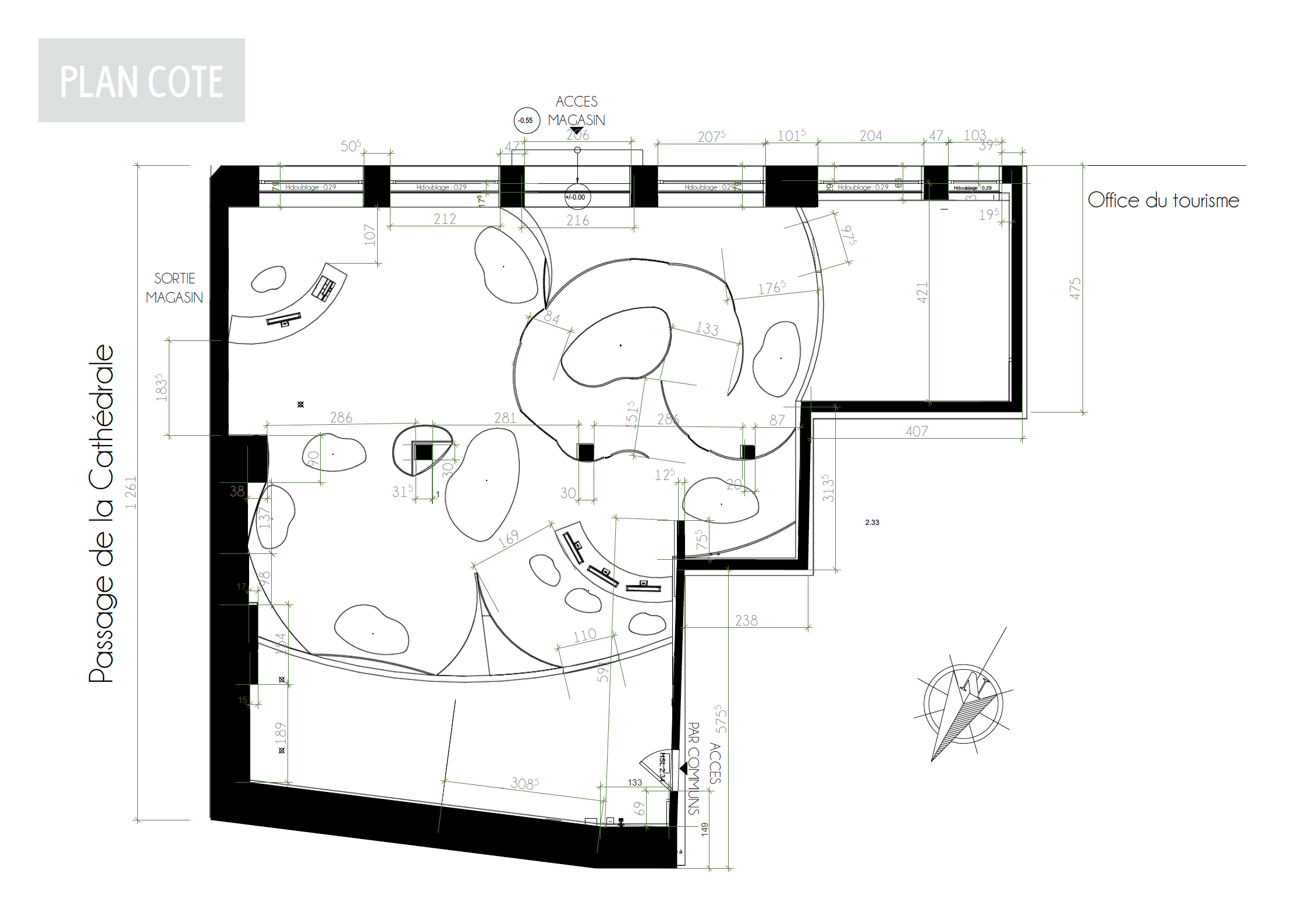 Boutique Batorama plan coté L'Atelier d'Elisa
