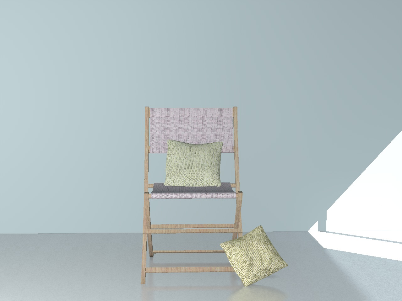 Chaise 3D Rose Quartz Bakantsa Alki - Design - Réalisation L'Atelier d'Elisa
