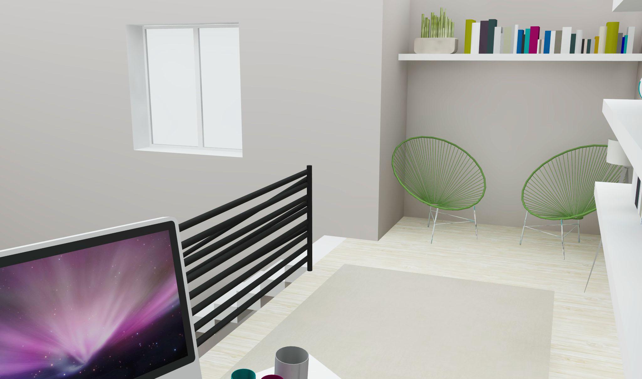 Architecture Maison Nimoise Bureau L'Atelier d'Elisa