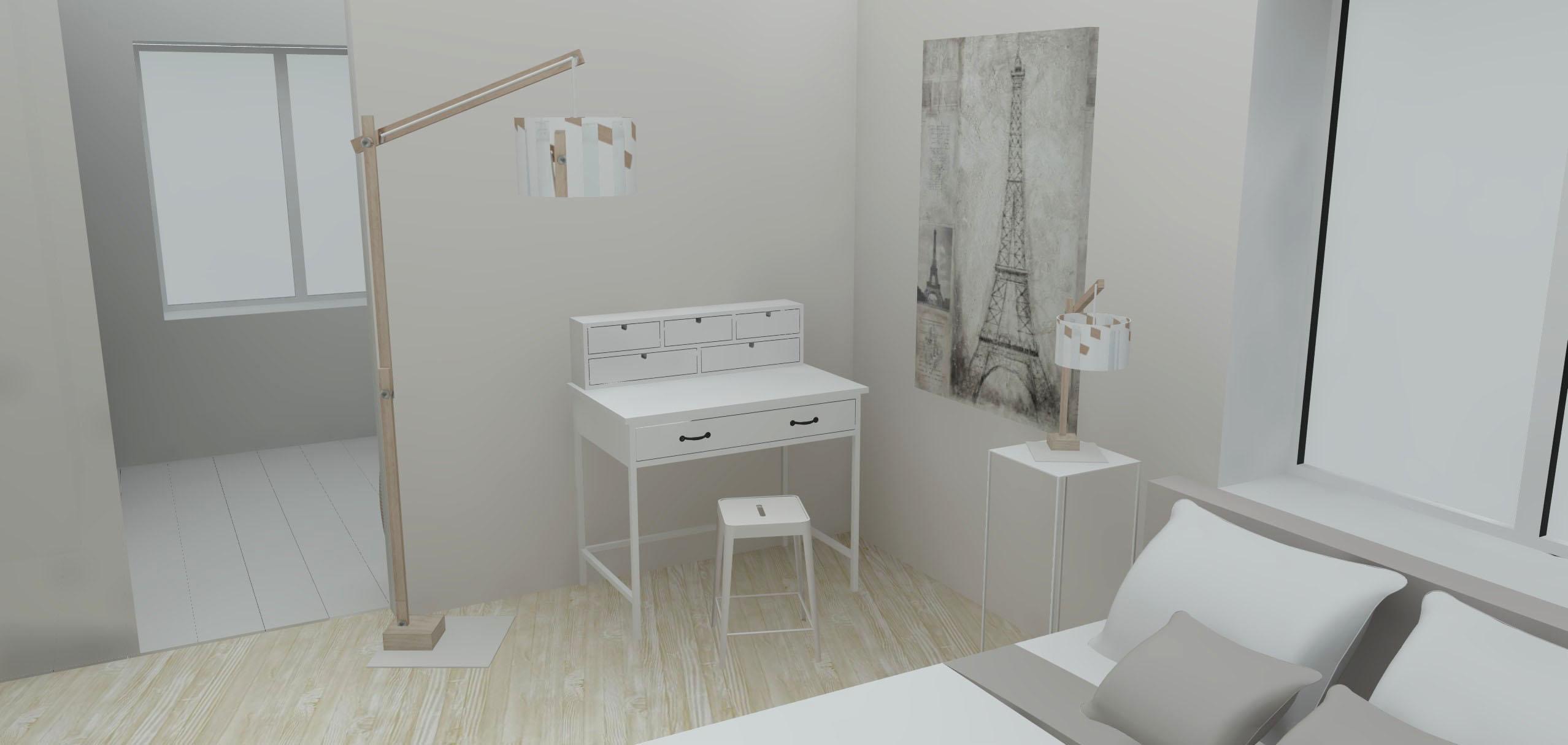 Architecture Maison Nimoise suite parentale L'Atelier d'Elisa
