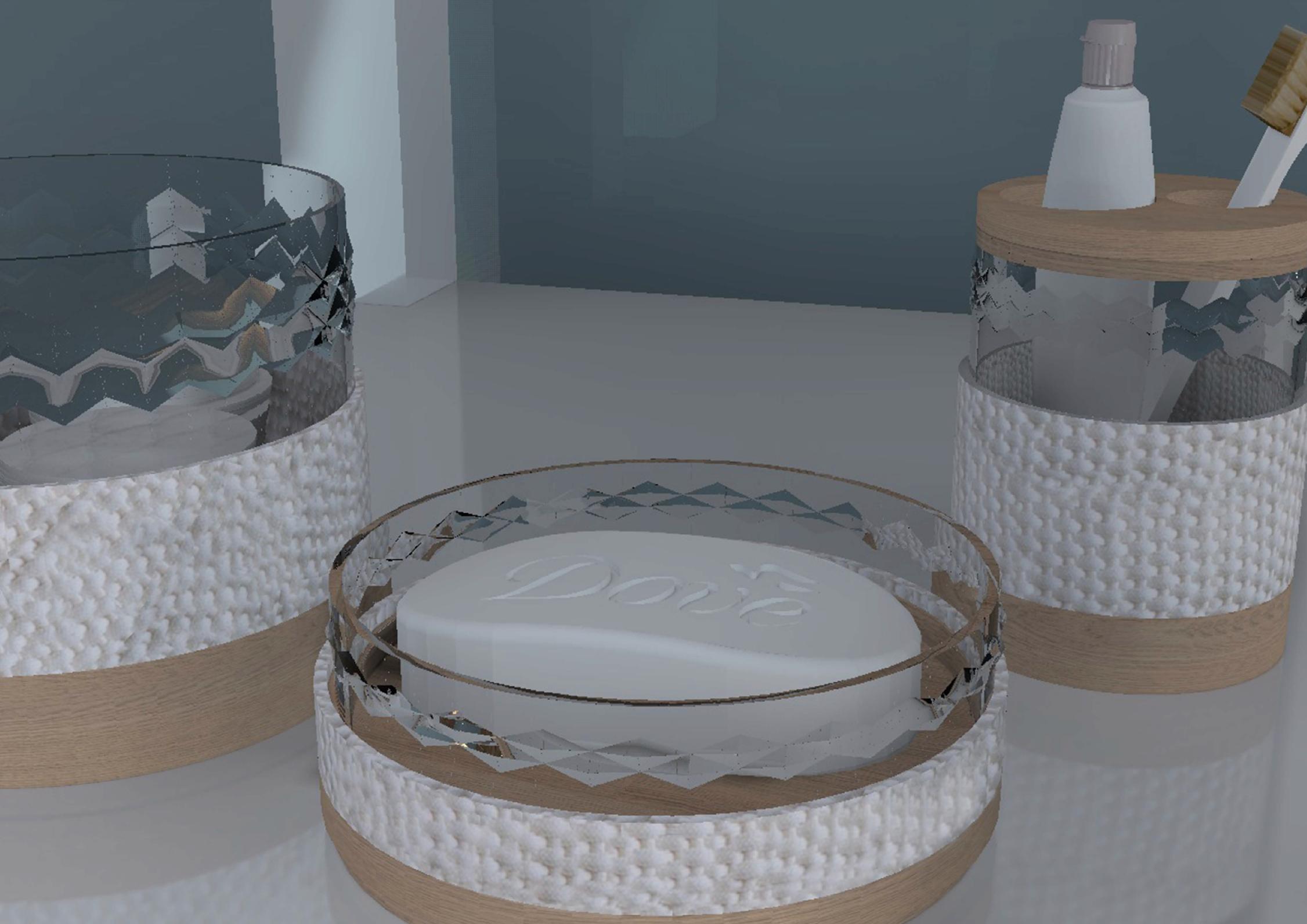 Design objet mon cocon vue éléménts de sdb l'Atelier d'Elisa