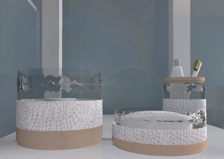Design objet mon cocon vue 3D l'Atelier d'Elisa