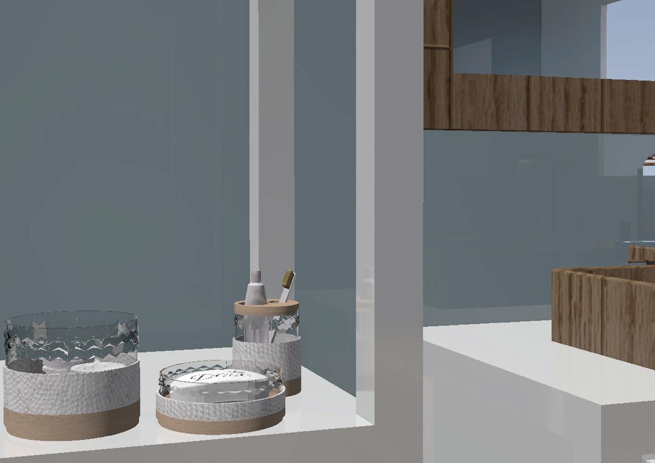 Design objet mon cocon vue sdb l'Atelier d'Elisa