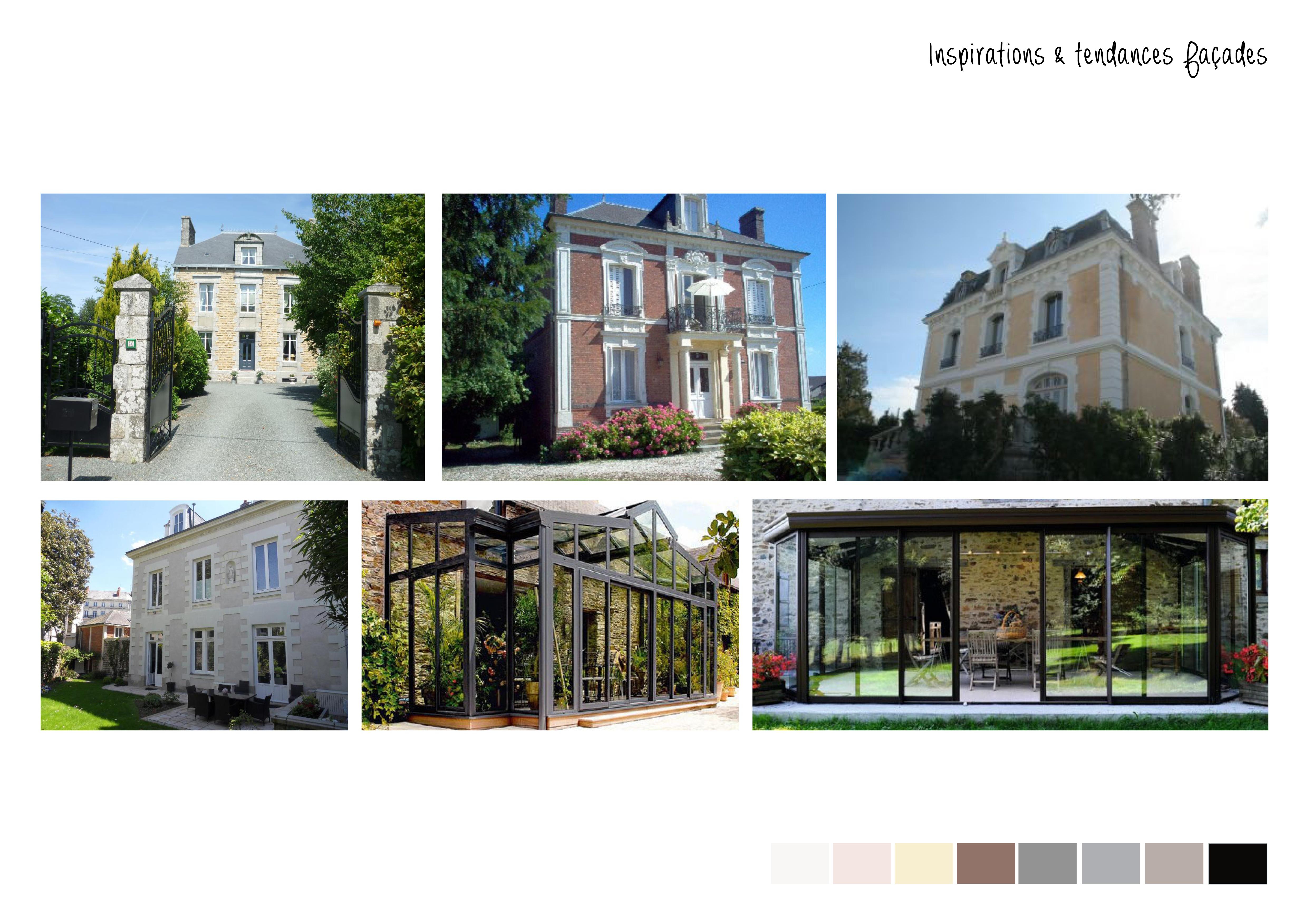 Architetcture extension villa 19eme latelierdelisa nimes