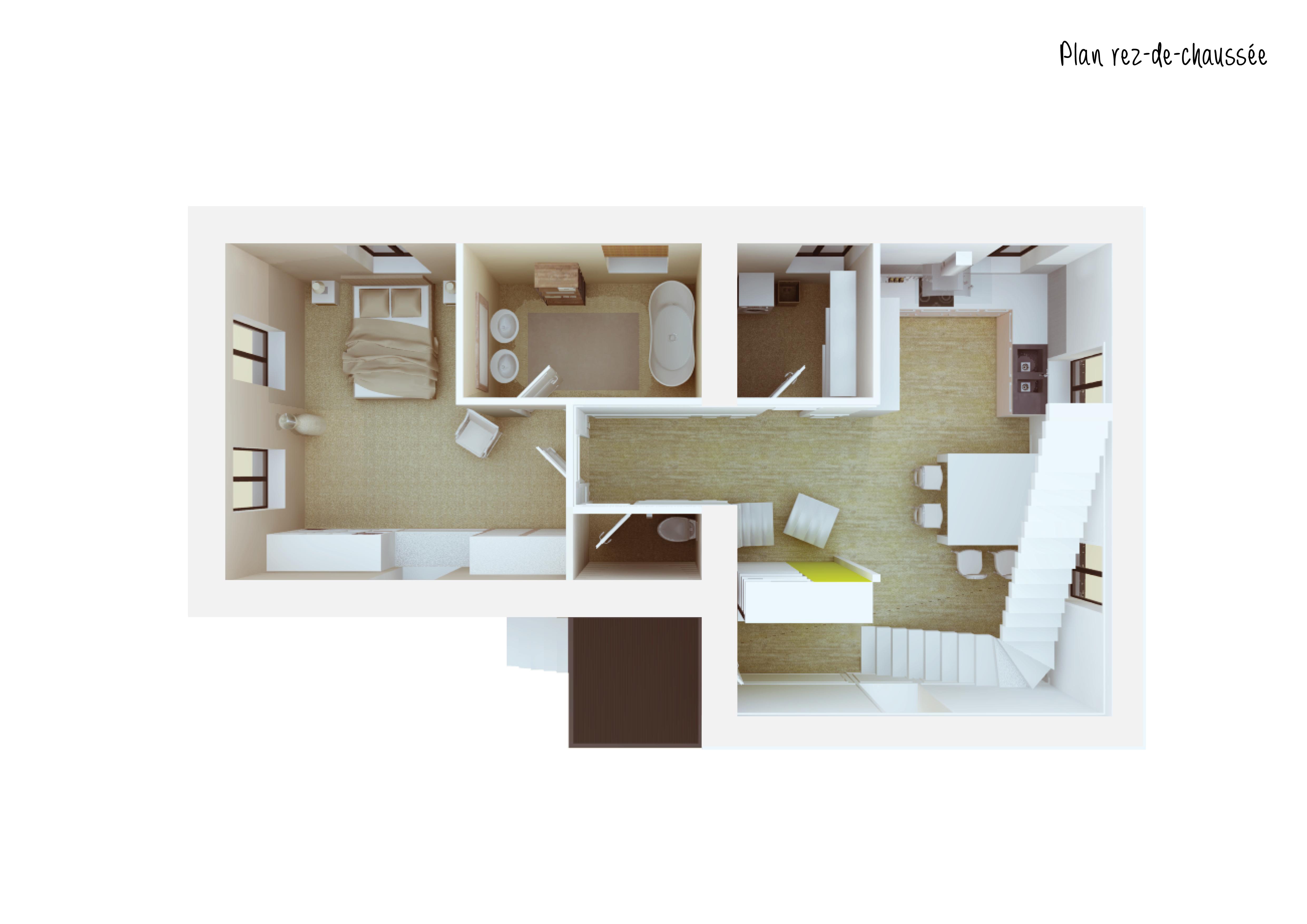 Architetcture extension villa 19eme latelierdelisa nimes7