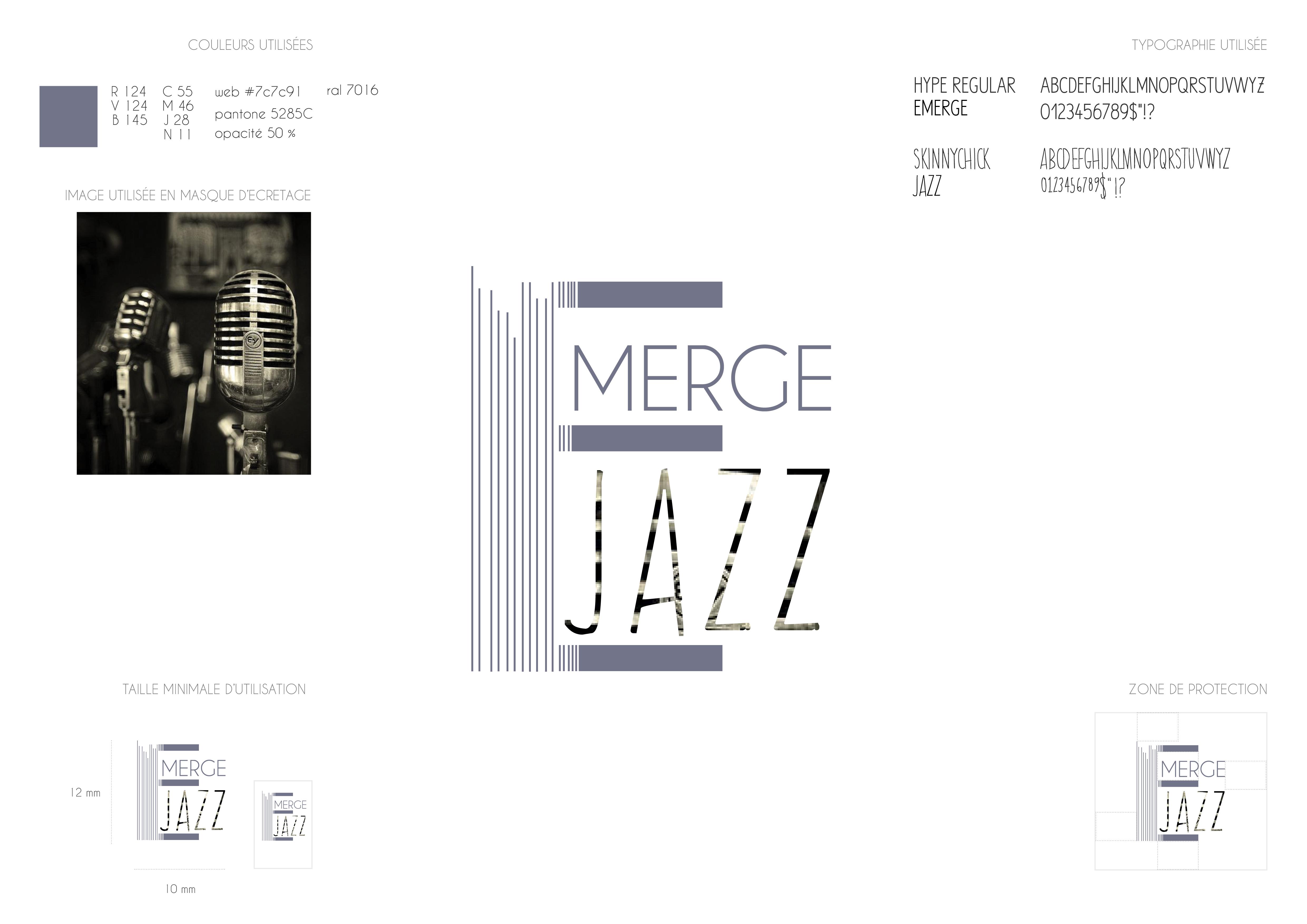 Elisa Koubi Projet Emergelab LOGO jazz latelierdelisa