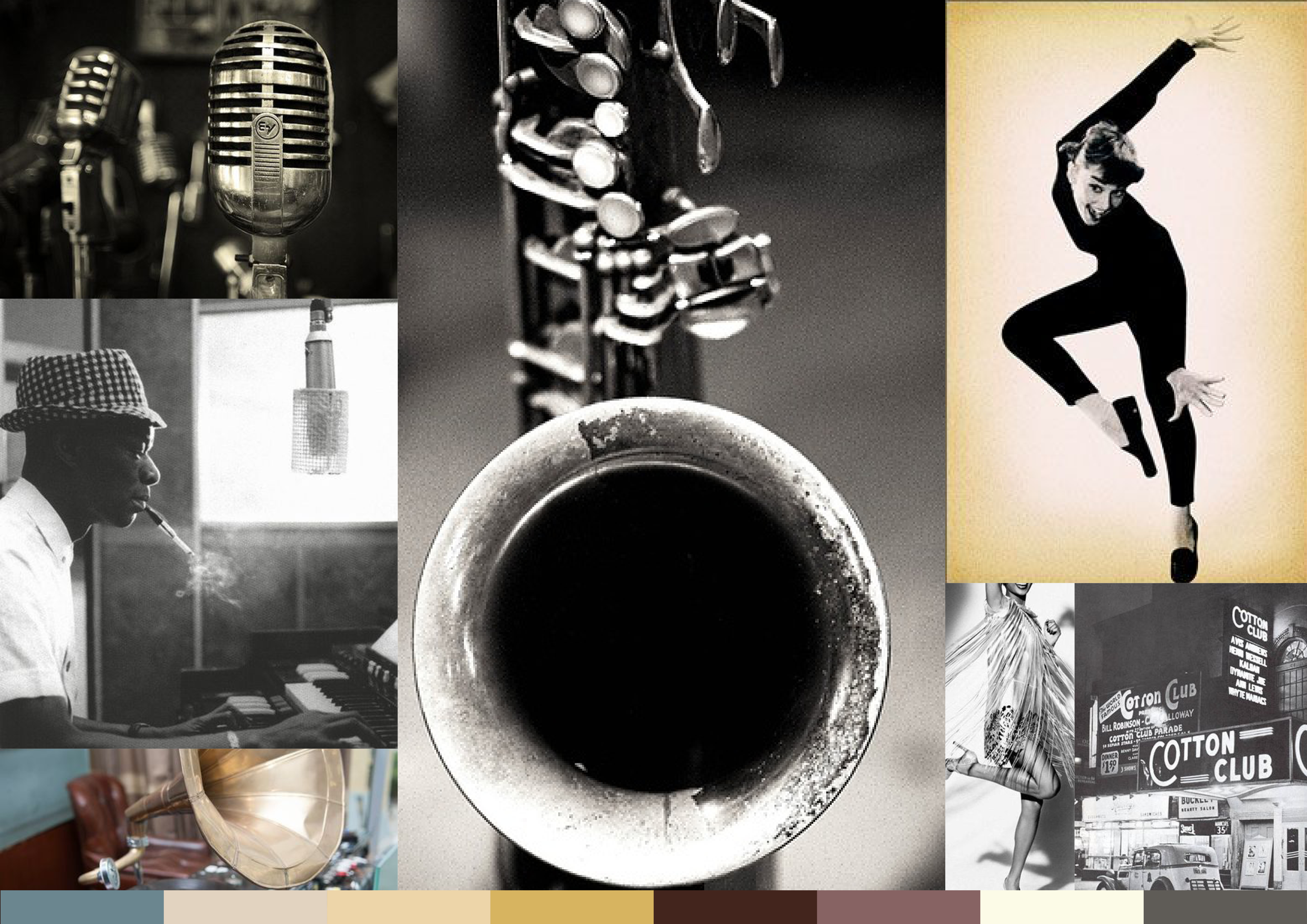 Elisa Koubi Projet Emergelab inspirations jazz latelierdelisa