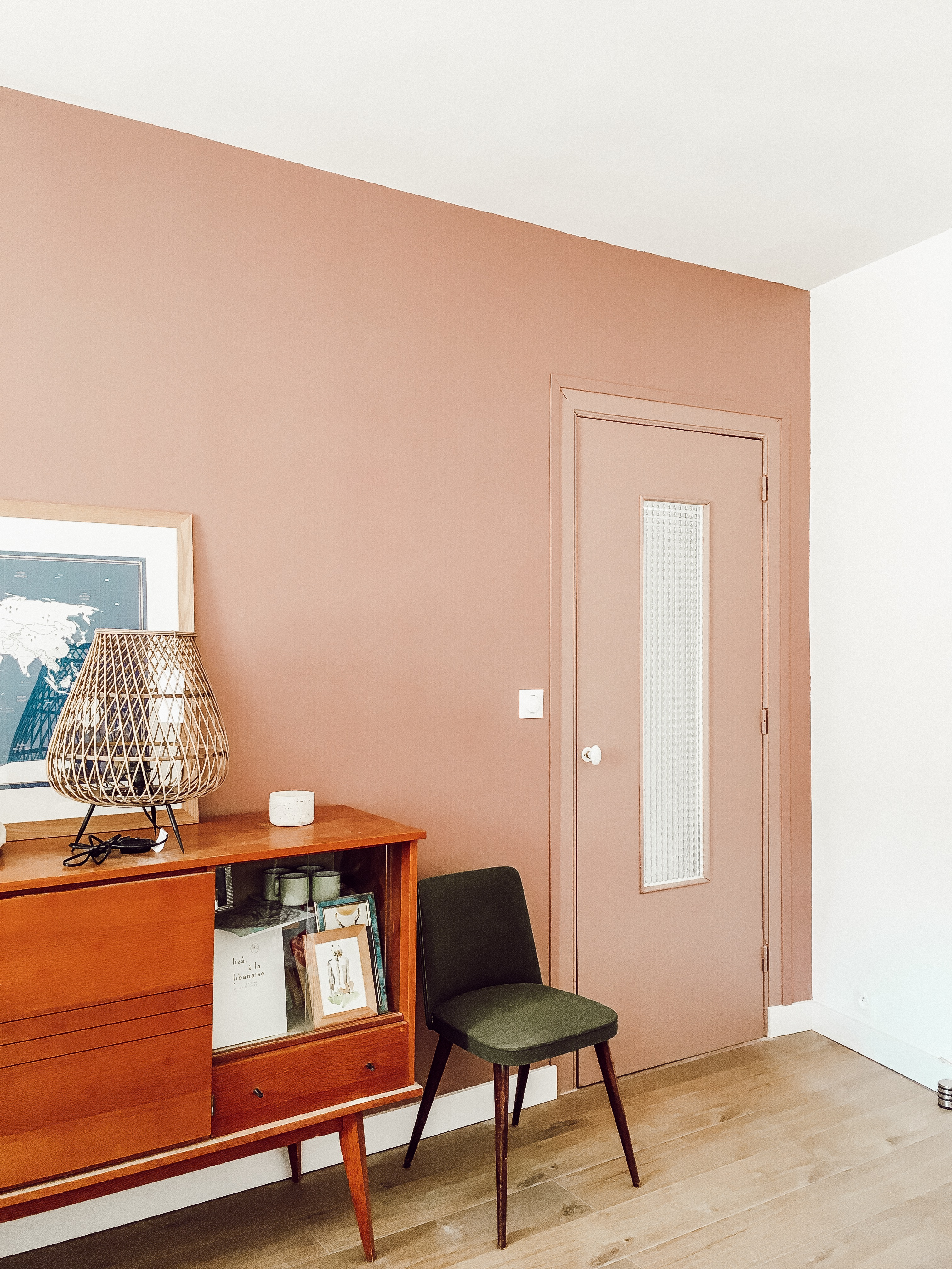 APPARTEMENT STYLE ANNEE 50